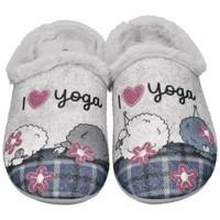 Παπούτσια Γυναίκα Παντόφλες Garzon 58518 grey