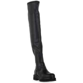 Παπούτσια Γυναίκα Μπότες για την πόλη Priv Lab K30 NERO Nero