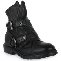 Παπούτσια Γυναίκα Μποτίνια Priv Lab A112 CAPRA NERO Nero