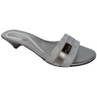 Παπούτσια Γυναίκα Τσόκαρα Keys  Silver