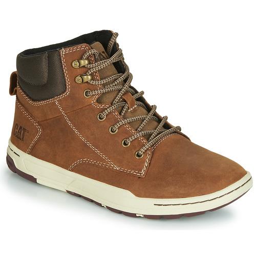 Παπούτσια Άνδρας Ψηλά Sneakers Caterpillar COLFAX MID Brown