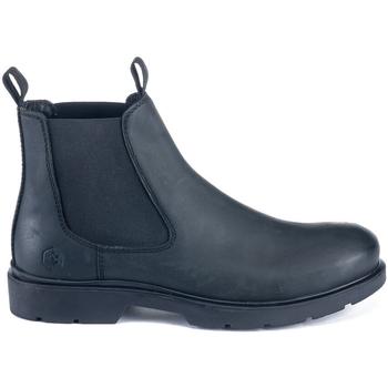 Παπούτσια Άνδρας Μπότες Lumberjack SM97903 001 H01 Μαύρος