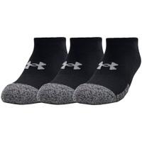 Αξεσουάρ Κάλτσες Under Armour HeatGear Locut Socks 3-Pack Noir