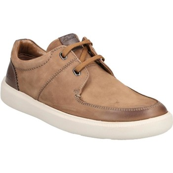 Xαμηλά Sneakers Clarks Cambro Lace Brown