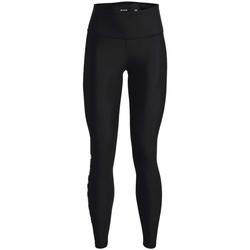 Υφασμάτινα Γυναίκα Κολάν Under Armour HG No-Slip Waistband Branded Leggings Noir