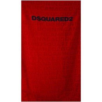 Σπίτι Γυναίκα Σεντόνια Dsquared D7P001920 Red