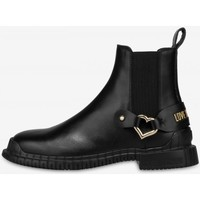 Παπούτσια Γυναίκα Μποτίνια Love Moschino JA21063G1D-IA0 Nero