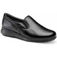 Παπούτσια Μοκασσίνια Feliz Caminar ZAPATO LABORAL UNISEX BERTA Black