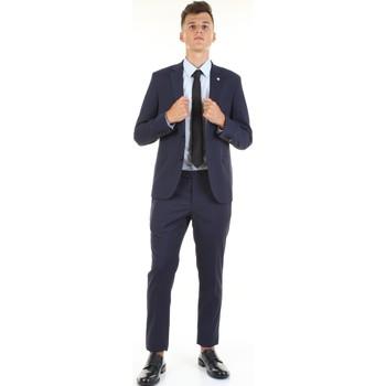 Υφασμάτινα Άνδρας Κοστούμια Manuel Ritz 2832A3109-203061 Blu