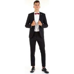 Υφασμάτινα Άνδρας Κοστούμια Manuel Ritz 2832A3109-203451 Blu