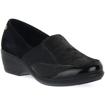 Παπούτσια Γυναίκα Μοκασσίνια Enval ALEXIA NERO Nero