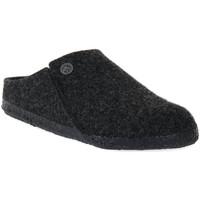 Παπούτσια Παντόφλες Birkenstock ZERMATT ANTRACITE WOOL FELT CALZ S Grigio