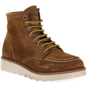 Παπούτσια Άνδρας Μπότες Docksteps TOBACCO OAKLAND 1726 Marrone
