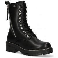 Παπούτσια Γυναίκα Μπότες Etika 55060 black