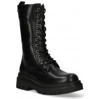Παπούτσια Γυναίκα Μπότες για την πόλη Etika 55064 black