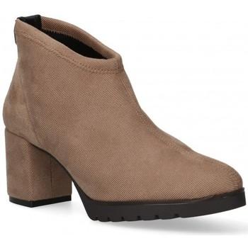 Παπούτσια Γυναίκα Μποτίνια Luna Collection 57865 brown