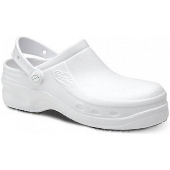 Παπούτσια Άνδρας Σαμπό Feliz Caminar ZAPATO SANITARIO UNISEX FLOTANTES XTREM Άσπρο