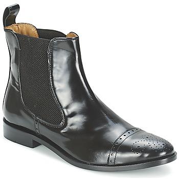 Παπούτσια Γυναίκα Μπότες Fericelli GIFOGRA Black