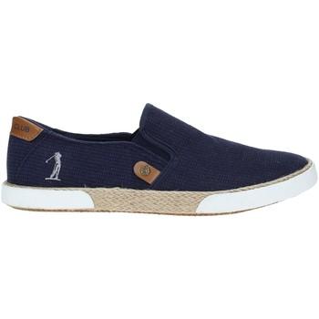 Παπούτσια Άνδρας Slip on U.s. Golf S19-SUS801 Μπλε