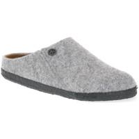 Παπούτσια Παντόφλες Birkenstock ZERMATT GREY WOOL FELT CALZ S Grigio