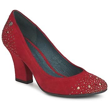 Παπούτσια Γυναίκα Γόβες Couleur Pourpre GEN Red