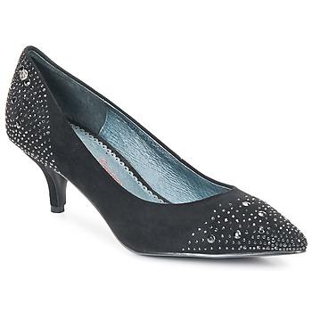 Παπούτσια Γυναίκα Γόβες Couleur Pourpre FADILE Black