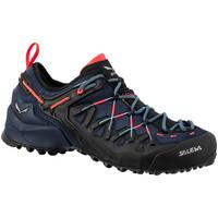 Παπούτσια Γυναίκα Πεζοπορίας Salewa Ws Wildfire Edge GTX 61376-3965 navy , black