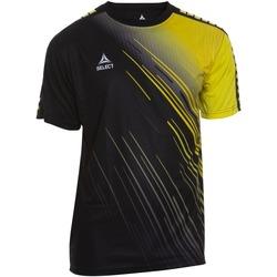 Υφασμάτινα Αγόρι T-shirt με κοντά μανίκια Select T-shirt enfant  Player Comet noir