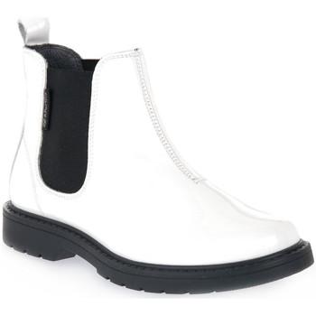 Παπούτσια Αγόρι Μπότες Naturino N01 PICCADILLY WHITE Bianco
