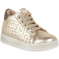 Παπούτσια Αγόρι Χαμηλά Sneakers Naturino Q45 ORMEN PLATINUM TAUPE Marrone