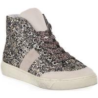 Παπούτσια Γυναίκα Ψηλά Sneakers At Go GO GINGER GESSO Bianco