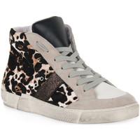 Παπούτσια Γυναίκα Ψηλά Sneakers At Go GO 4146 CHICCO BIANCO Bianco