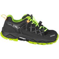 Παπούτσια Παιδί Πεζοπορίας Salewa Jr Wildfire Wp 64009-0986 green