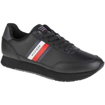 Xαμηλά Sneakers Tommy Hilfiger Essential Runner Winter Leather [COMPOSITION_COMPLETE]