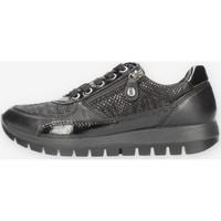 Παπούτσια Γυναίκα Χαμηλά Sneakers Enval 82656 Black