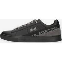 Παπούτσια Άνδρας Χαμηλά Sneakers La Martina LFM212001 Black