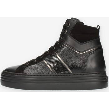 Παπούτσια Γυναίκα Ψηλά Sneakers NeroGiardini I117003D Black