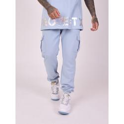 Υφασμάτινα Άνδρας παντελόνι παραλλαγής Project X Paris  Μπλέ