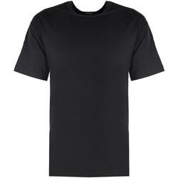 Υφασμάτινα Άνδρας T-shirt με κοντά μανίκια Xagon Man  Black