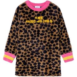 Υφασμάτινα Κορίτσι Παλτό Marc Jacobs 99933642 Marrone