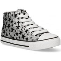 Παπούτσια Κορίτσι Ψηλά Sneakers Bubble 58906 Silver