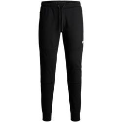 Υφασμάτινα Παιδί Φόρμες Jack & Jones Pantalon enfant  will air black
