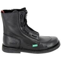 Παπούτσια Μπότες Kickers Meetickrock Noir Black