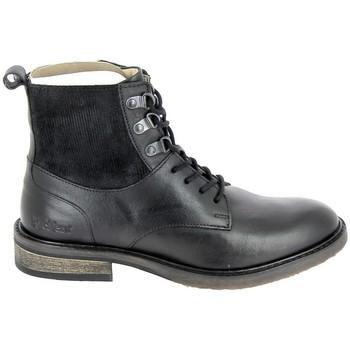 Παπούτσια Μπότες Kickers Alphahook Noir Black