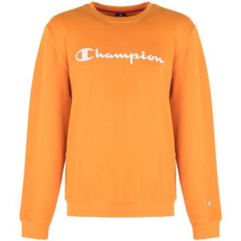 Υφασμάτινα Άνδρας Φούτερ Champion  Orange