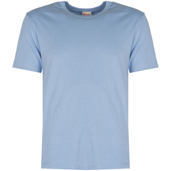 Υφασμάτινα Άνδρας T-shirt με κοντά μανίκια Champion  Μπλέ