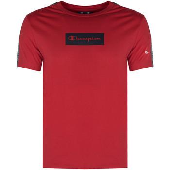 Υφασμάτινα Άνδρας T-shirt με κοντά μανίκια Champion  Red