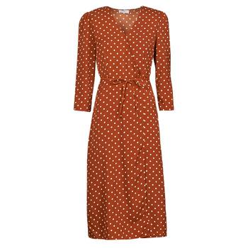 Υφασμάτινα Γυναίκα Μακριά Φορέματα Betty London PAXONE Rouille