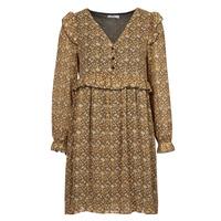 Υφασμάτινα Γυναίκα Κοντά Φορέματα Betty London PIXONE Brown