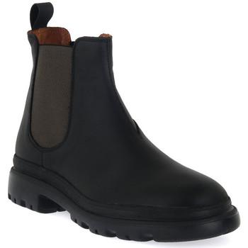 Παπούτσια Άνδρας Μπότες Frau CRAZY NERO MILITARY Nero